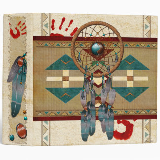 Catching Spirit Native American Binder