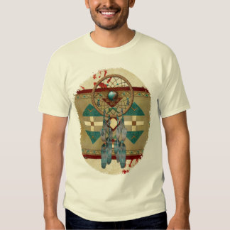 Catching Spirit Native American Tshirts
