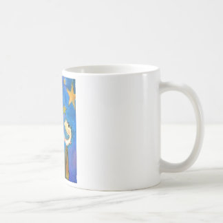 catching stars coffee mug