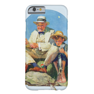 Catching the Big One Barely There iPhone 6 Case