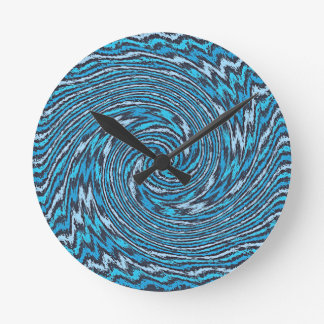 Catching the Blue Wave Clock