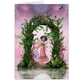 Catching the Dream Notecard Greeting Cards