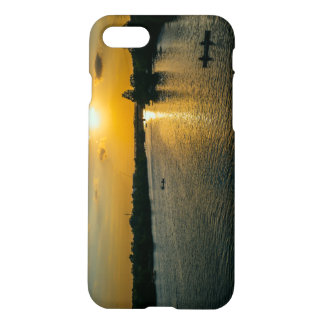 Catching the last light iPhone 7 case