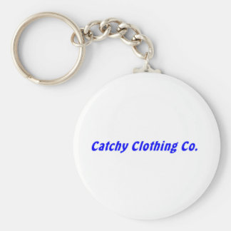 Catchy Clothing Co. Keychain