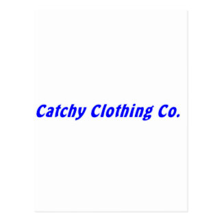 Catchy Clothing Co. Postcards