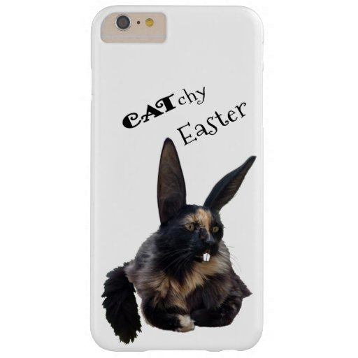 CATchy Easter ❣️ 😻 🐰 🐣 🐥 🍀 Barely There iPhone 6 Plus Case