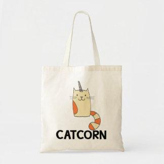 Catcorn Canvas Bag