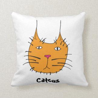 Catcus Pillow