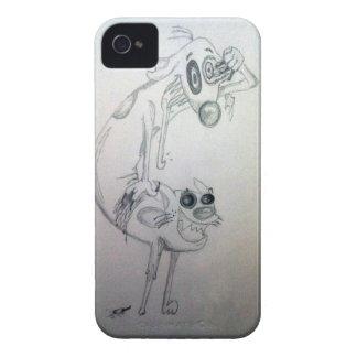 Catdog iphone case iPhone 4 cases