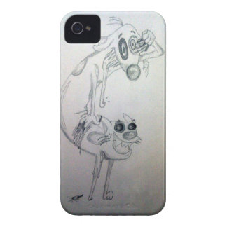 Catdog iphone case