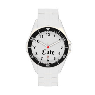 Cate Time Wrist Watches