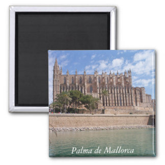 Catedral 2 Inch Square Magnet