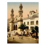 Catedral Argel Argelia Postales