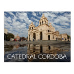 Catedral Córdoba Tarjeta Postal