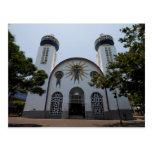 Catedral de Acapulco Tarjetas Postales