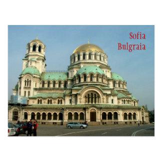 Catedral de Aleksander Nevsky Postal