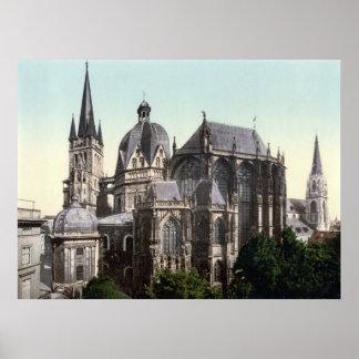 Catedral de Aquisgrán Póster