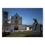 Catedral de Assisi (italiano: Di Assisi de Cattedr Felicitacion