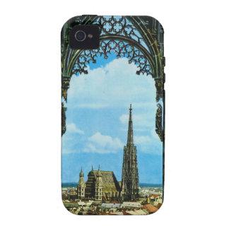 Catedral de Austria, Viena, St Stephen iPhone 4 Fundas