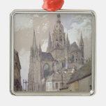 Catedral de Bayeux, visión desde el sureste Ornamento De Reyes Magos