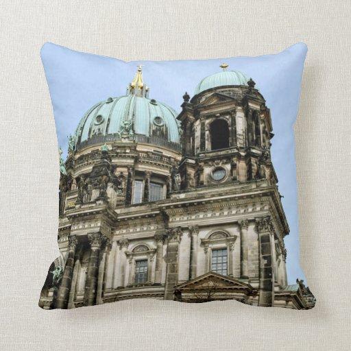 Catedral de Berlín Cojin