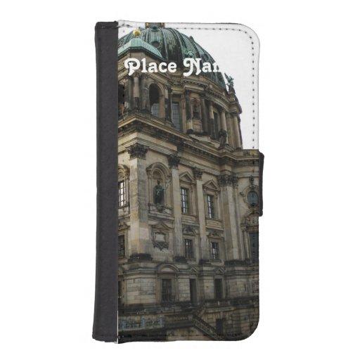 Catedral de Berlín Funda Tipo Cartera Para iPhone 5