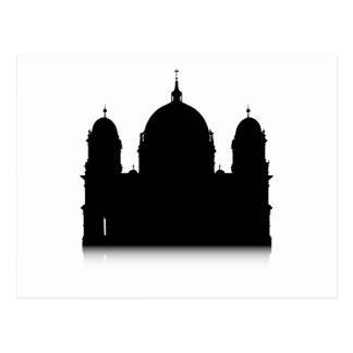 Catedral de Berlín Postal