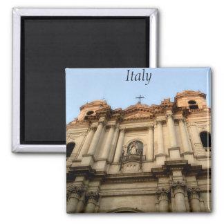 Catedral de Catania Italia Imán Cuadrado