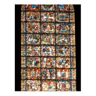 ¿Catedral de Chartres del Eure-et-Loir de Francia  Tarjetas Postales