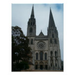 Catedral de Chartres Impresiones