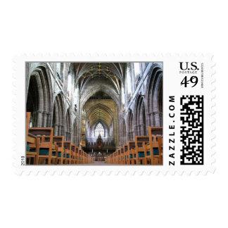 Catedral de Chester Franqueo