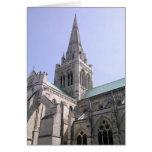 Catedral de Chichester, Sussex, Reino Unido Tarjetón