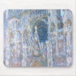 Catedral de Claude Monet el | Ruán Tapetes De Ratón