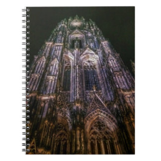Catedral de Colonia Libros De Apuntes Con Espiral
