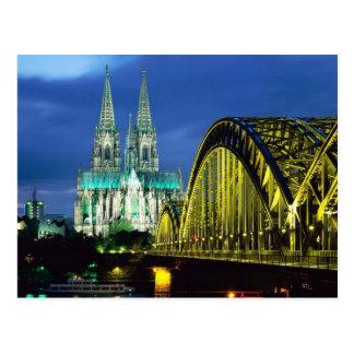 Catedral de Colonia Postales
