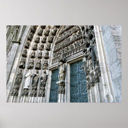 Catedral de Colonia Posters