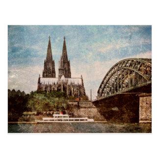 Catedral de Colonia Tarjetas Postales