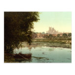 Catedral de Ely, Cambridgeshire, Inglaterra Postales