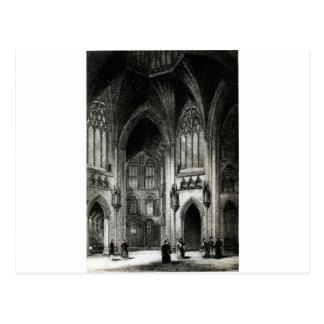 Catedral de Ely Tarjeta Postal