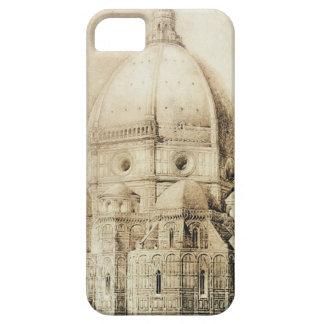 Catedral de Florencia del este de fragmentos iPhone 5 Case-Mate Cárcasa