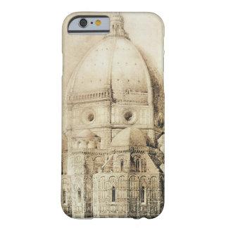 Catedral de Florencia del este de fragmentos Funda De iPhone 6 Slim