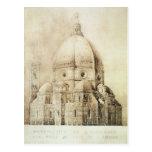 Catedral de Florencia del este, de 'fragmentos Postales