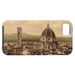 Catedral de Florencia, Toscana, Italia iPhone 5 Cárcasa