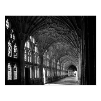 Catedral de Gloucester Tarjeta Postal
