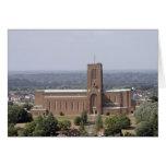 Catedral de Guildford Tarjeta