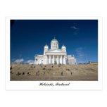 Catedral de Helsinki Tarjetas Postales