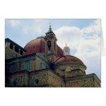 Catedral de Italia Tarjetón