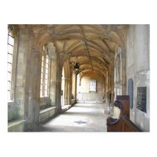 Catedral de la iglesia de Cristo, Oxford Postal