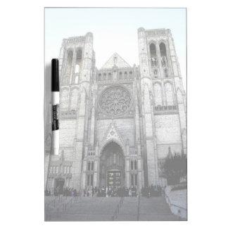 Catedral de la tolerancia pizarras