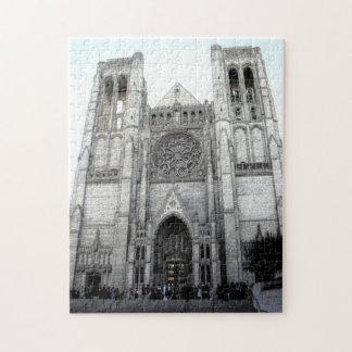 Catedral de la tolerancia rompecabezas con fotos